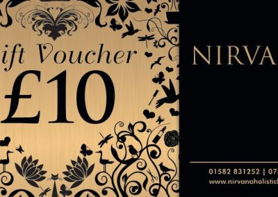 Graphic Design Gift Voucher